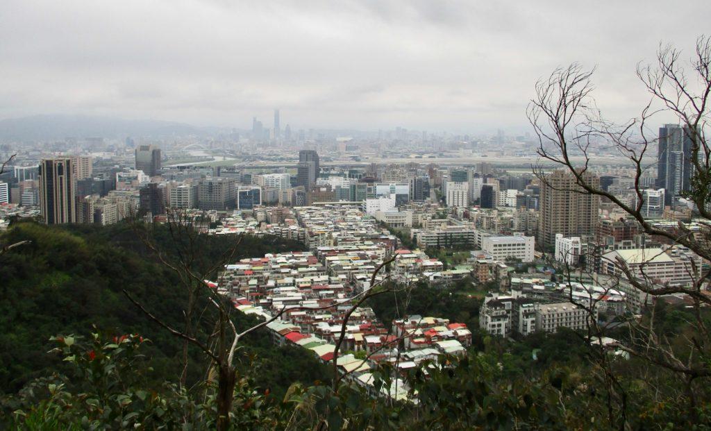 Jinmian hiking trail