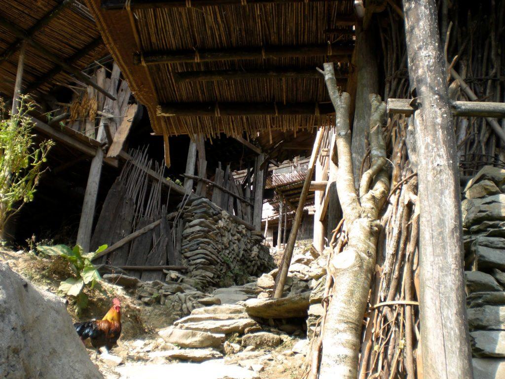 Village at Longsheng Rice Terraces