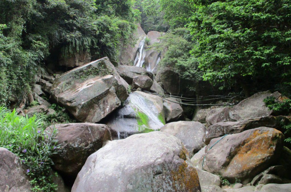 Yuanjue Waterfall, Neihu, Taipei