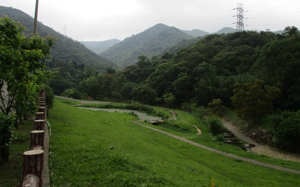 Dagou Riverside Park, Neihu