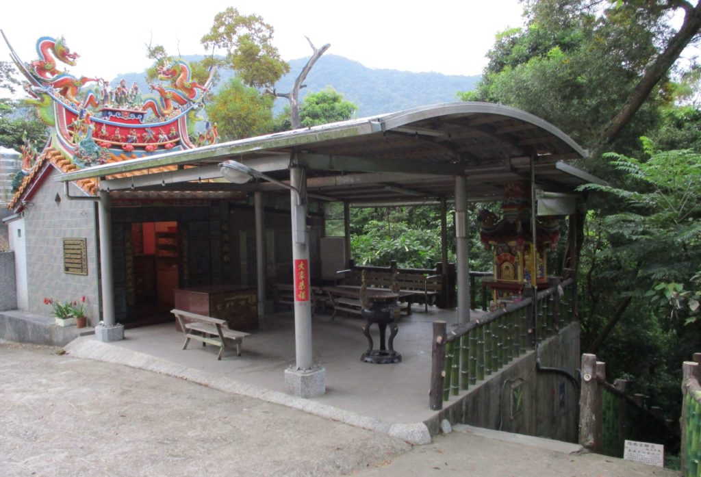 Small temple in Maokong