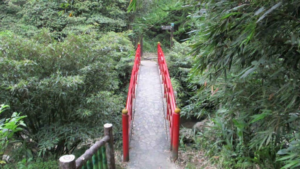 Bridge in Maokong