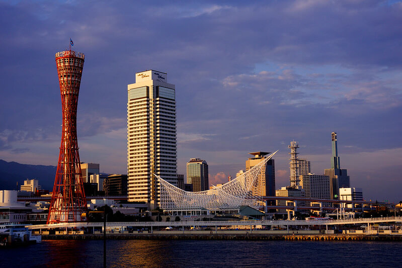 Kobe waterfront