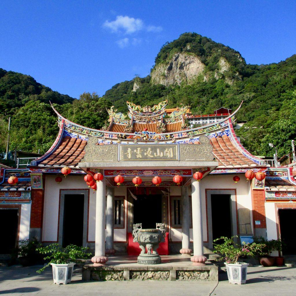 Lingyun Temple, Guanyinshan, Taipei