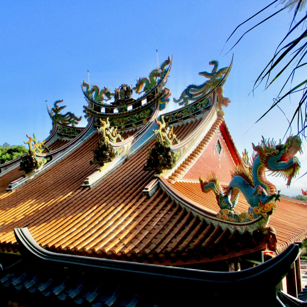 Linyun Temple, Guanyinshan, Taipei