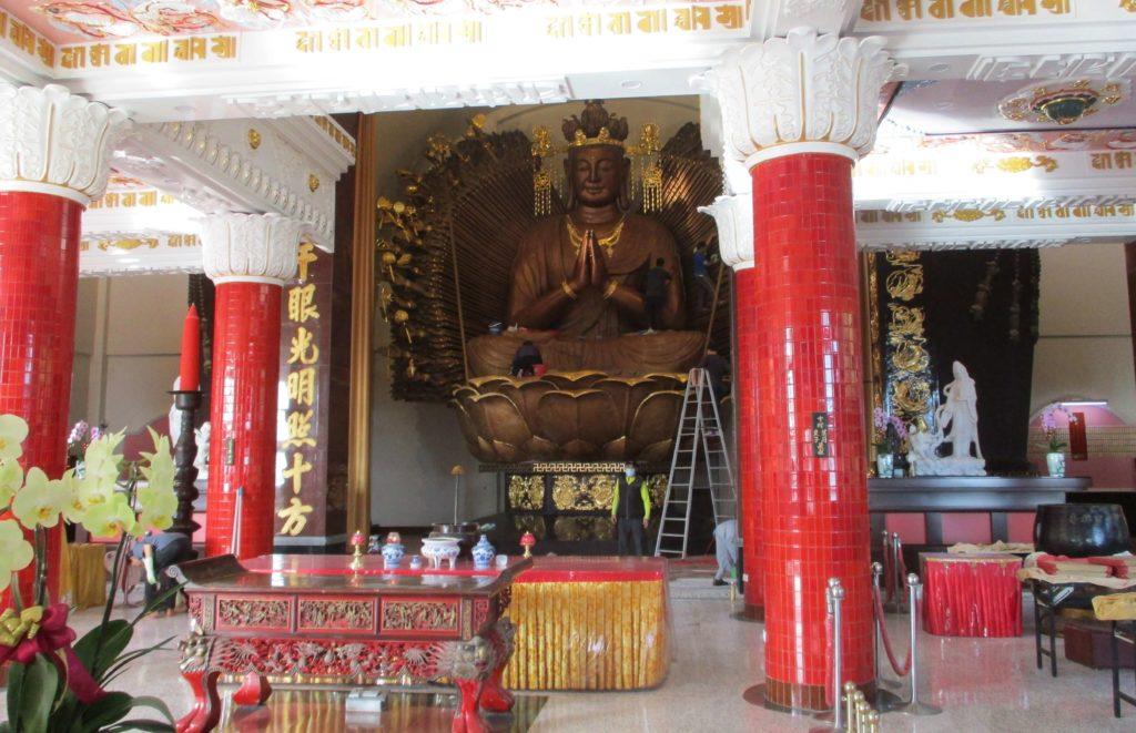 Linyun Zen Temple, Guanyinshan, Taipei