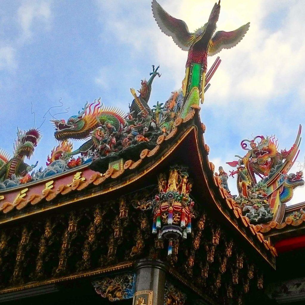 Bali Mazu Temple, Taipei