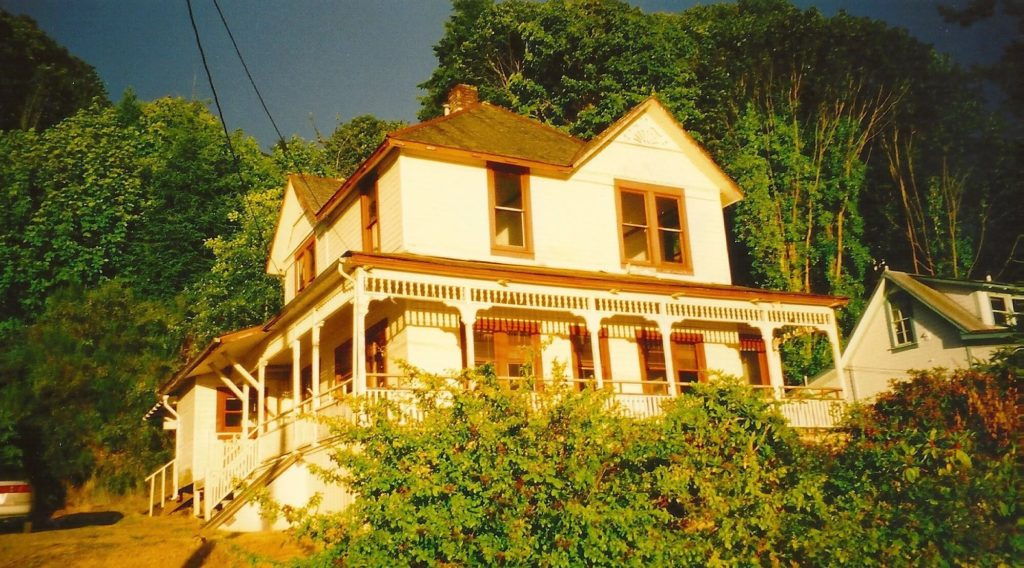 Goonies house, Astoria, Oregon