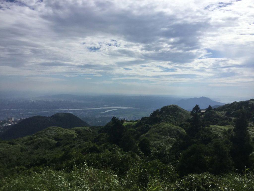 Views from Yangmingshan